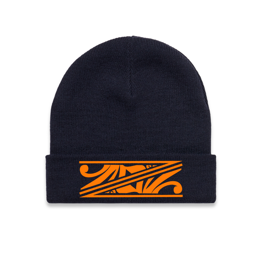 Beanie- Hi Vis Orange - Hi-Vis-Trends