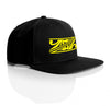 Black Cap - Hi Vis Yellow HVT