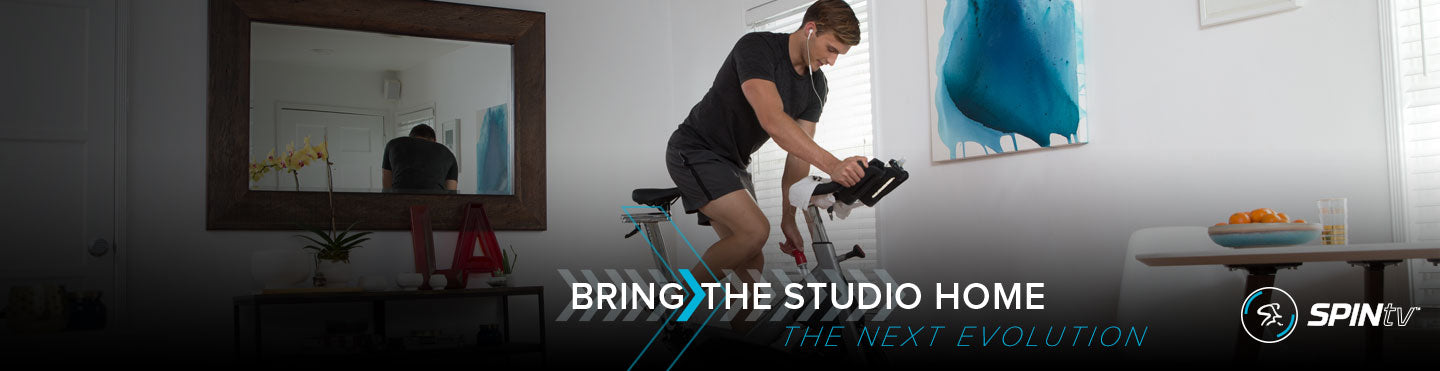Active Series Spin Bike