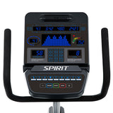 Spirit CR900 Recumbent Bike Display
