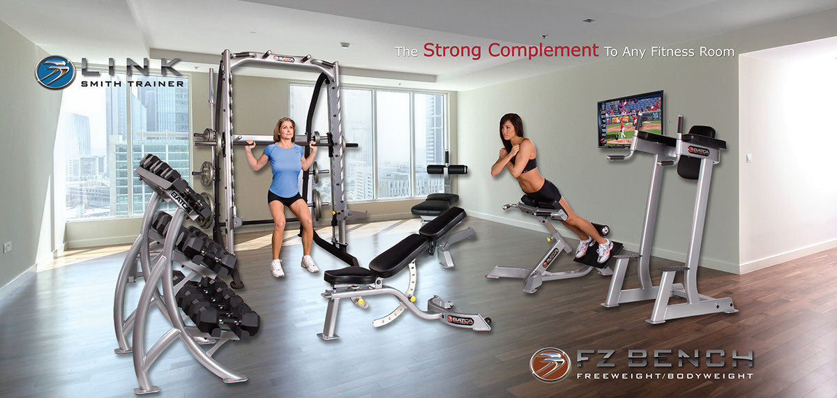 Batca Fitness Commercial Gym Products