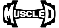 Official Muscle D logo