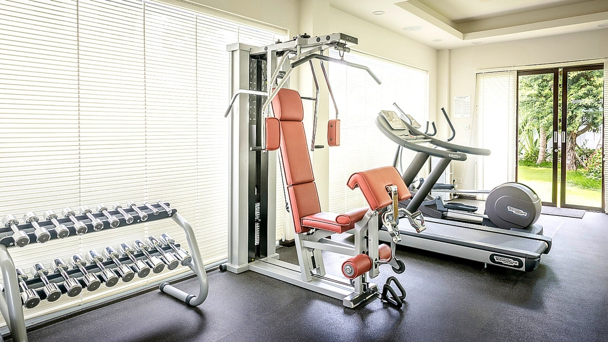 Luxury Commercial Gym