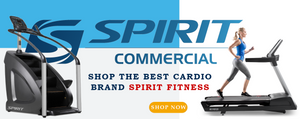 Spirit Fitness Commercial Cardio Main Image. The Best Name in Cardio.