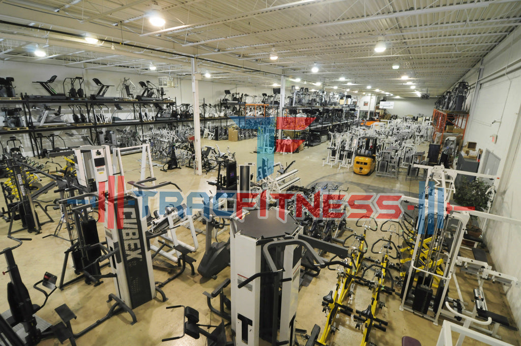 TracFitness Gym Equipment Warehouse