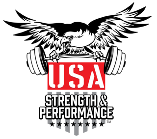 USA Strength and Performance Official Logo