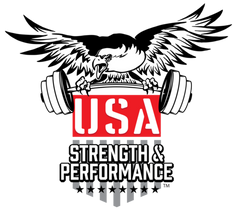 USA Strength & Performance Offiial Logo