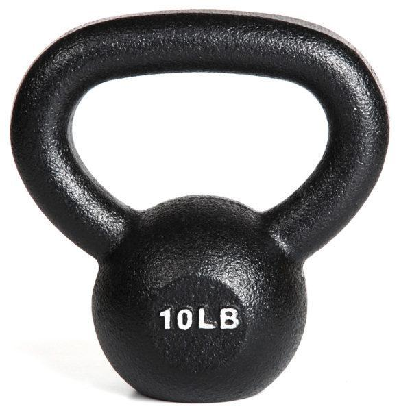 Kettlebell Single10 lbs from York Barbell