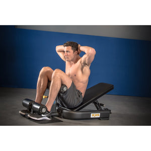 ABS X3S Pro Sissy Squat Bench Abdominal Exercise