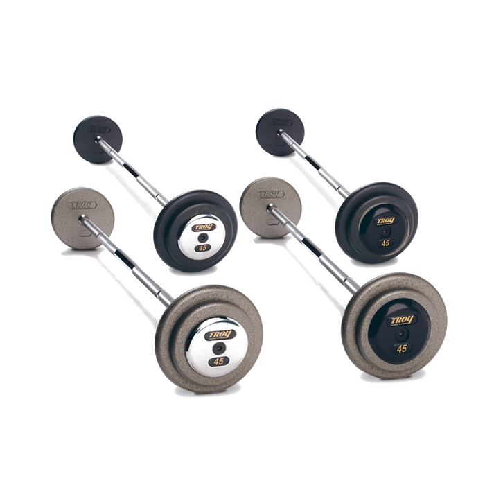 Troy Pro Style Straight Barbells