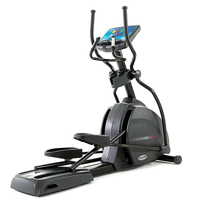 Circle Fitness E7 Touchscreen Elliptical Trainer