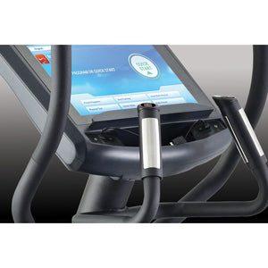 Circle Fitness E7 Touchscreen Elliptical Trainer Handle Bar with Sensor.