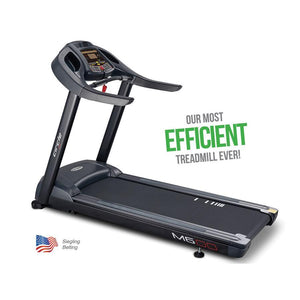 Circle Fitness M6IE3-C Light Commercial Treadmill.