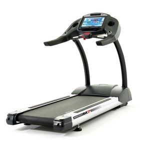 Circle Fitness M7e Commercial Touchscreen Treadmill.