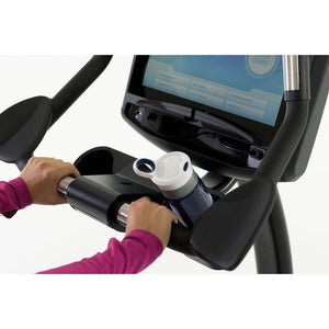 Circle Fitness B7 Self-Powered Upright Bike Handle Support.