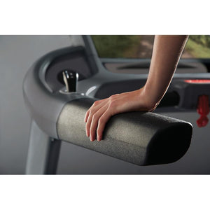 Circle Fitness M8e Touchscreen Treadmill Handle Bar.