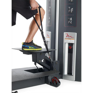 FreeMotion Genesis DS Lift / Step Platform and Leg Attachment.