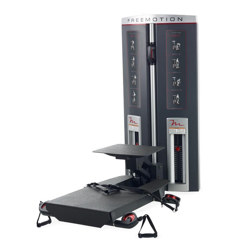 FreeMotion Genesis DS Lift / Step Commercial Machine.
