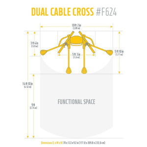 FreeMotion Genesis Dual Cable Crossover
