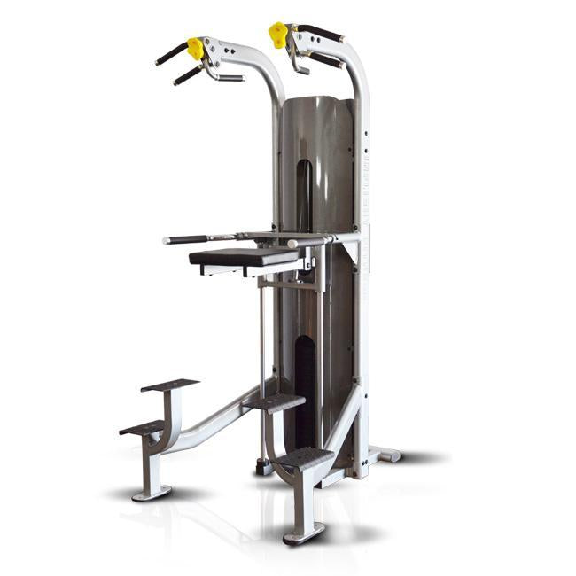 Inflight Fitness Commercial CDA Selectorized Dip Assist Machine