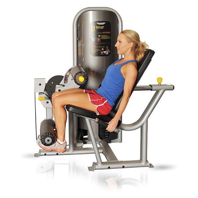 Inflight Fitness CT-MSEC Dual Leg Extension Leg Curl