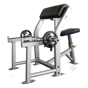 InFlight Fitness 5011Commercial Preacher Curl Bench