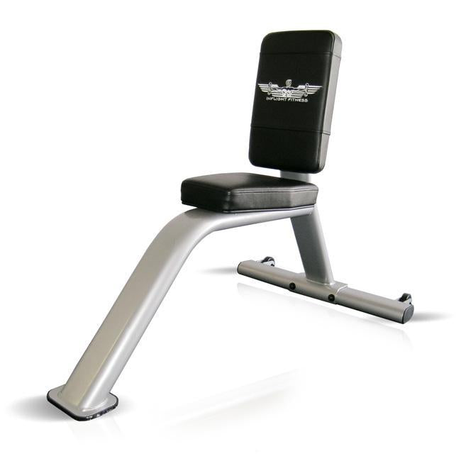 Inflight Fitness 5010 Ful Commercial Utility Bench with Wheels