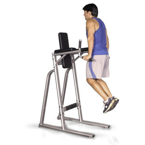 Inflight Fitness VKR Vertical Knee Raise Triceps workout