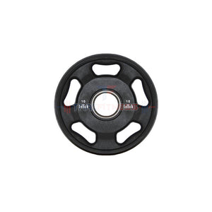 INTEK Armor Series Solid Urethane 10 lb Olympic Plate
