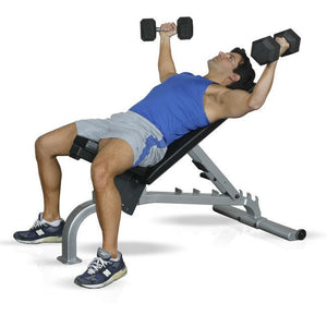 Inflight Fitness FID Adjustable Multi-Bench 45 Degree Angle.