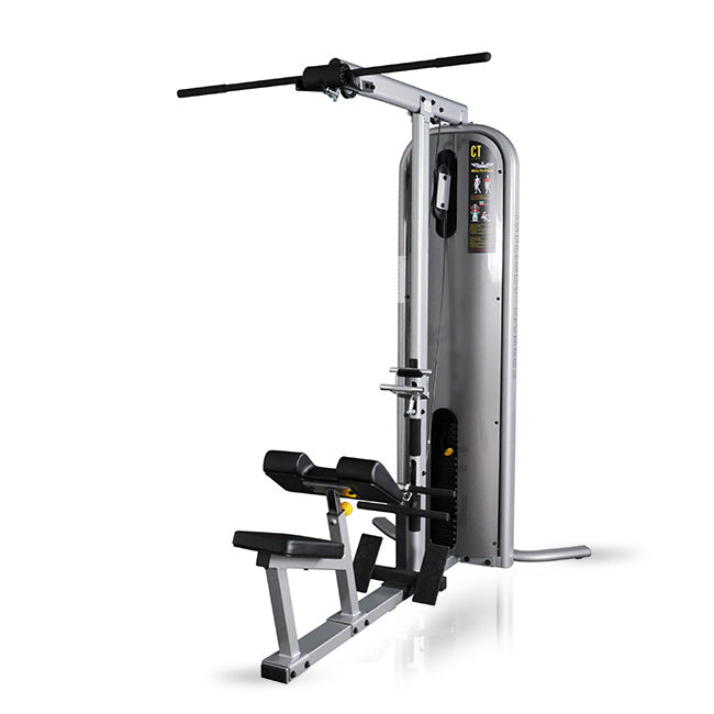 Inflight Fitness Dual Lat Machine Low Row with Shrouds.