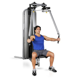 Pec Dec Chest exercise on the Inflight Fitness Multi-Fly Machine.
