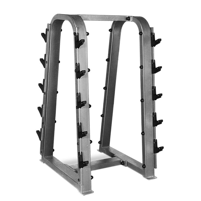 INTEK Fixed Weight Barbell Storage Rack