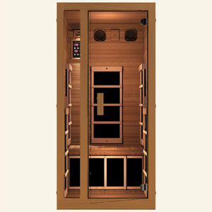 JNH LifeStyles Freedom 1 Person Infrared Sauna.