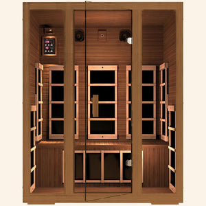 JNH LifeStyles Freedom 3 Person Infrared Sauna.