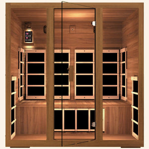 JNH LifeStyles Freedom 4 Person Infrared Sauna.