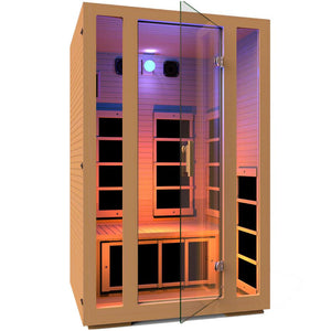 JNH LifeStyles Purple Chromotherapy Light for JNH Infrared Saunas.