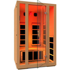 JNH LifeStyles Orange Chromotherapy Light for JNH Infrared Saunas.