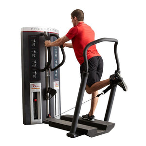 FreeMotion Genesis DS Hamstring Muscle Workout.