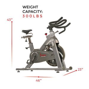 Sunny Health and Fitness SF-B1615 Commercial Indoor Cycle