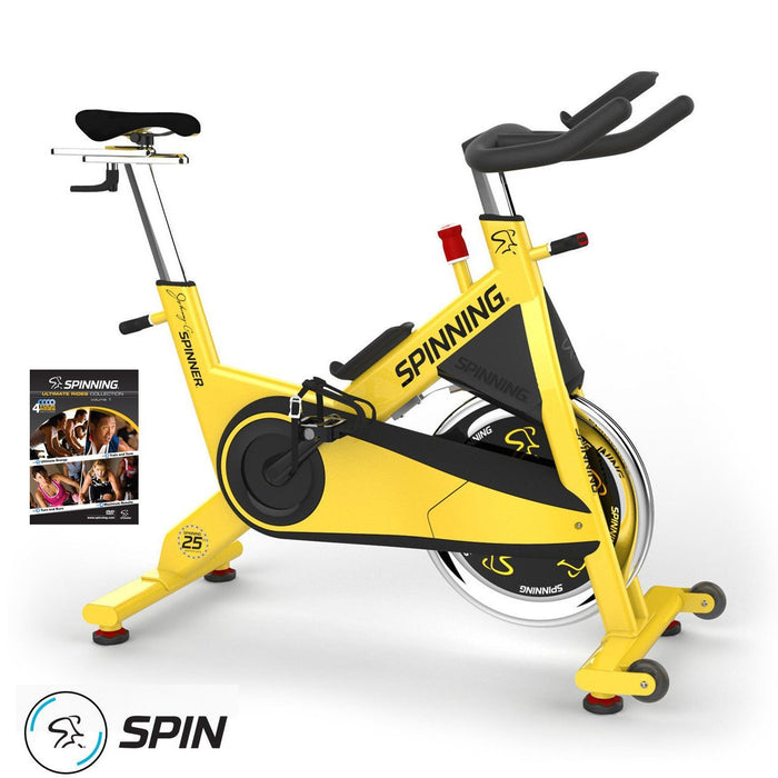 Johnny G Spin Bike 25th Anniversary Limited Edition