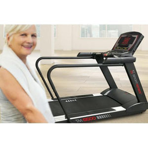 Sport Fitness 6500 Silver Edition Medical Treadmill