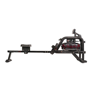 Sunny Health and Fitness SF-RW5713 Water Rower with LCD Monitor.