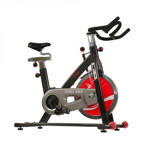 Sunny Health and Fitness SF-B1002 Indoor Stationary Bike.