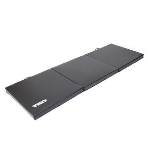 TKO 2' x 6' Tri-Fold Gym Folding Exercise Mat