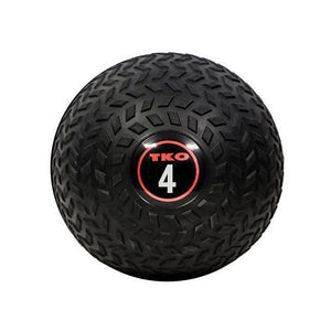 TKO Tyre Rubber Slam Ball - 4 lbs.