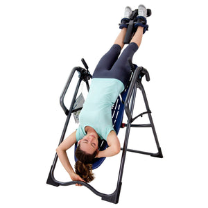 Inverting on the Teeter EP-960 LTD Inversion Table.