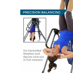 Teeter EP-960 precision balancing and abdominal workouts.