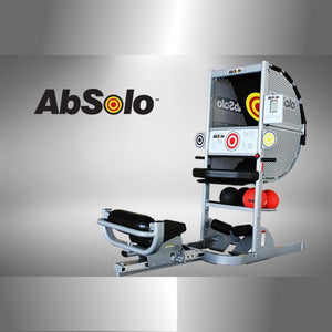 AbSolo Commercial Abdominal Exercise Machine.