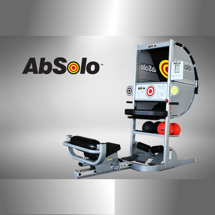 Ab Solo Commercial Abdominal Exercise Machine.